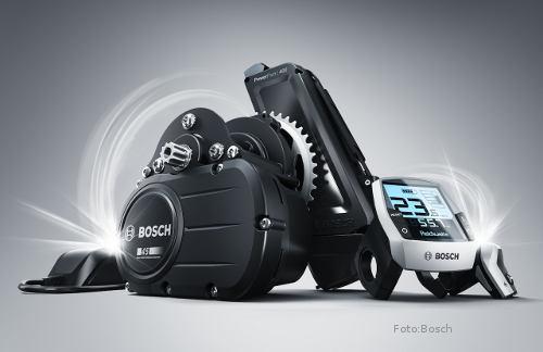 Bosch Ebikes